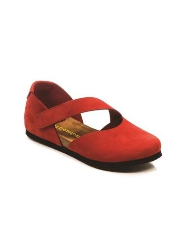 Comfortfusse Ayakkabı Kırmızı